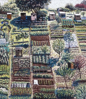 Allotment Tapestry