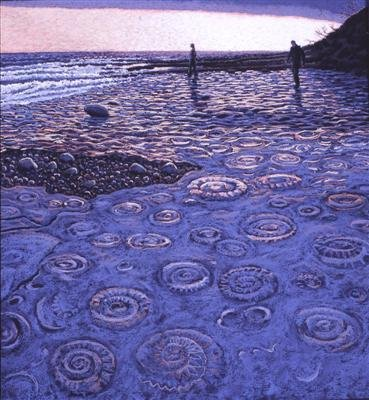 Ammonite Pavement