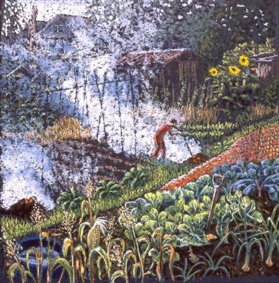 Autumn Allotments