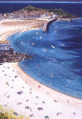Beach Curve
