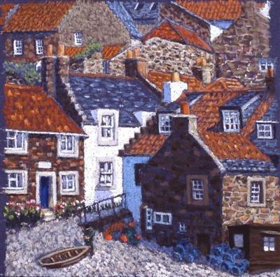 Crail Harbourside