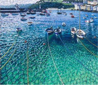 Blue Harbour, St Ives