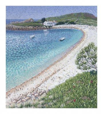 Bryer Bay Scillies