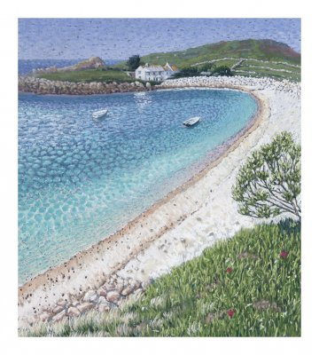 Bryer Bay Scillies