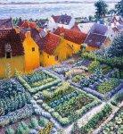 Cuross Medieval Garden