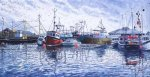 Evening Harbour Padstow