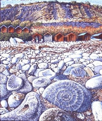 Fossils on the Beach