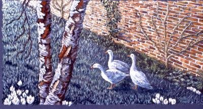 March Geese