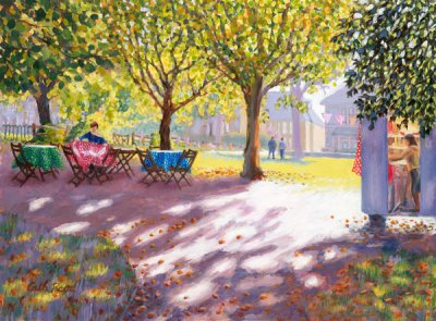 Morning in the Park (Large)