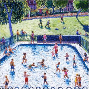 Pool in the Park