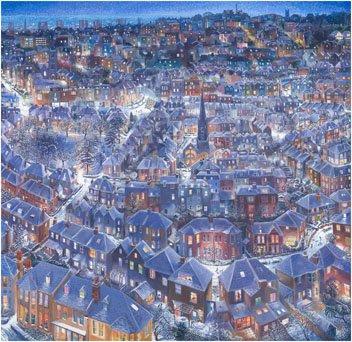 Snowy City, Large