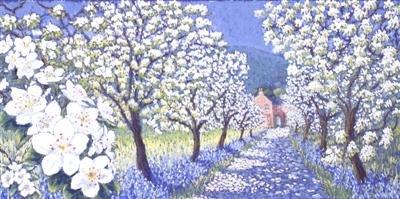 Spring Pear Blossom