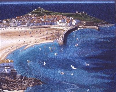 Summertime - St Ives