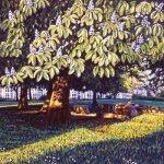 White Chestnuts